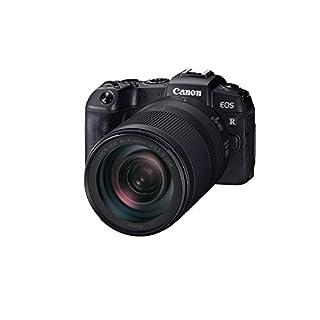Canon EOS RP Full-frame Mirrorless Interchangeable Lens Camera + RF 24-240mm F4-6.3 IS USM Lens Kit, Black
