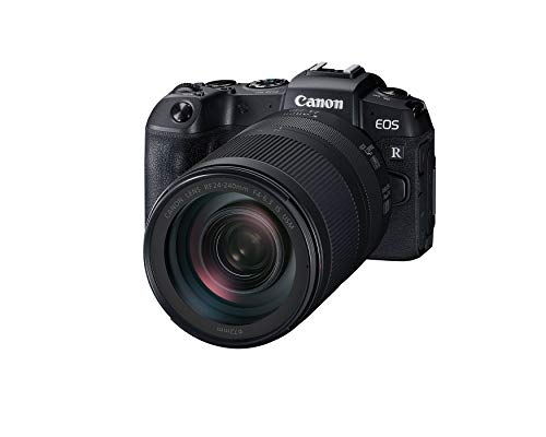Canon EOS RP Full-Frame Mirrorless Interchangeable Lens Camera + RF24-240mm F4-6.3 is USM Lens Kit (Best Full Frame Mirrorless Camera 2019)