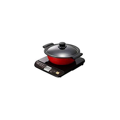 Panasonic 卓上型IH調理器 (1口 専用なべ付属) KZ-PG33-K 家電 その他の家電 14067381 [並行輸入品] B07MV7J5QD