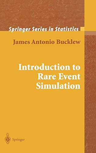 Introduction to Rare Event Simulation (Springer Series in Statistics) (Best English Magazines In India)