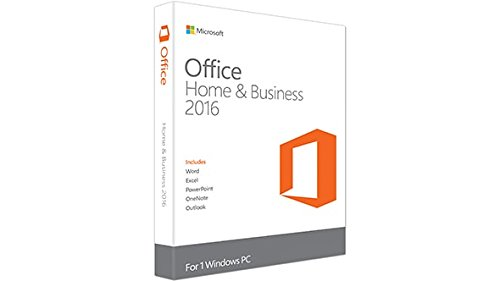 Microsoft Office Home & Business 2016 - Suites de programas (1280 x 800 Pixeles,