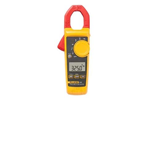 Fluke 325 Clamp Multimeter AC-DC TRMS