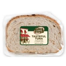 First Street Cafe Tasteful Tuna, 8 Ounce - 10 per case.