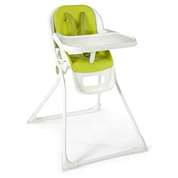 Mamas & Papas Pixi Highchair: Pixi Highchair Apple Green