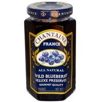 St. Dalfour Chantaine Deluxe Preserves All Natural Wild Blueberry -- 11.5 oz
