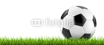 Ballon De Football Vectoriel 2 75695852 Poster 90 X 40 Cm
