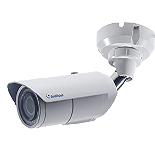 GeoVision IP LPR 2MP 3X Zoom Super Low Lux Color Network Surveillance Camera, White (GV-LPC2011)