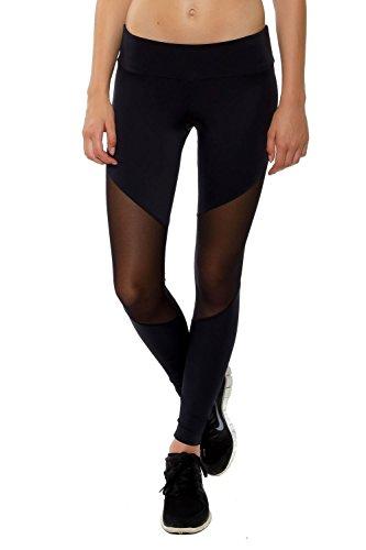 Onzie Mesh Track Long Legging (Small/Medium)