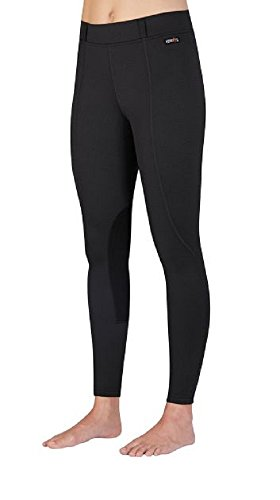 Kerrits Fleece Performance Tight Black Size: Small
