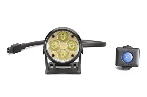 Lupine Lighting Systems Wilma RX 14 HD Headlamp, 3200 Lumens, LED, Bluetooth Control, Heavy Duty Headband, Rechargeable 13.2 Ah SmartCore Lithium-ion Battery by Lupine Lighting Systems (Image #1)