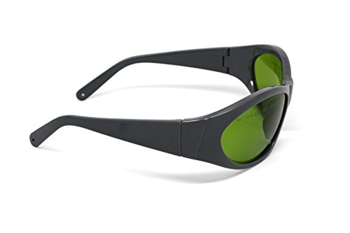 LP-LaserPair Laser Safety Glasses 800 – 1100nm,Diode Laser, Nd:yag Laser Safety Glasses Multi Wavelength Laser Protective Goggles for Laser Technician,Industry Laser Safety by LP-LaserPair (Image #3)