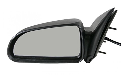 Power Side View Mirror Fixed Driver Left LH for 04-07 Dodge Durango ()