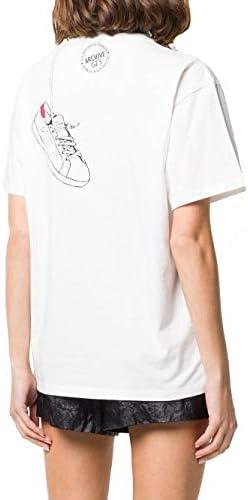 Golden Goose Luxury Fashion Donna G36WP024D1 Bianco Cotone T-Shirt | Primavera-Estate 20