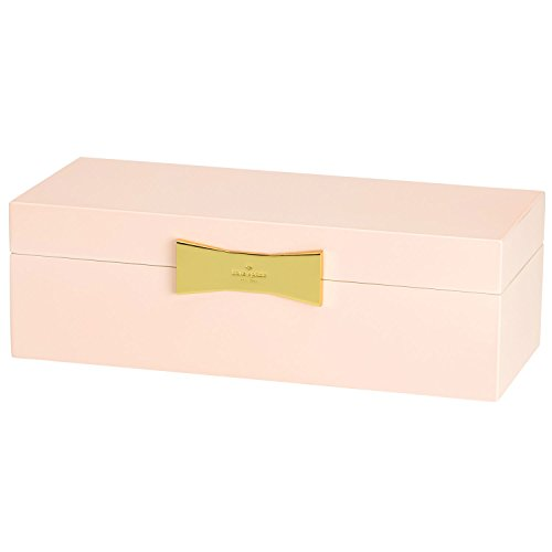 Kate Spade New York Garden Drive Large Rectangular Jewelry Box, Pink