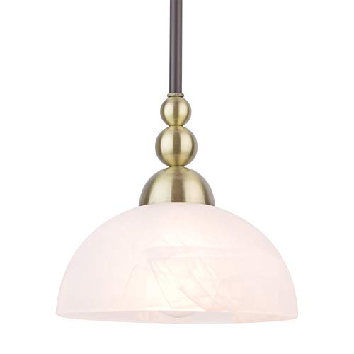 Alabaster Light Pendant in US - 1