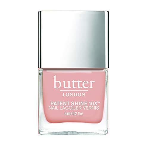 butter LONDON Frisky Business Patent Shine 10x Mini Nail Lacquer, 0.2 Fl. Oz.