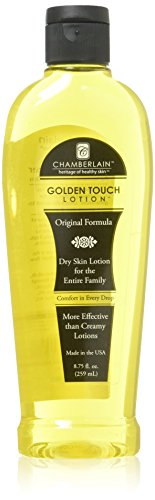 Chamberlain Golden Touch Lotion Original Moisturizer 8.75oz