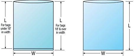 White 100 Bags 14 x 21 Woven Polypropylene Sandbags - AB-30-2-161