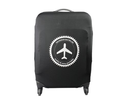 Salvador Bachiller - Universal Tasche L - Complementos Viaje LG03 - Schwarz
