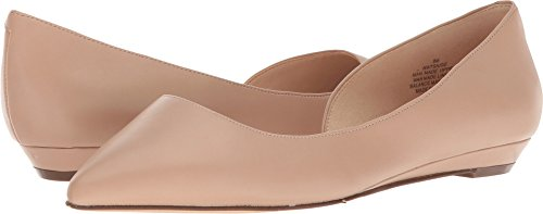 Nine West Women's Saige Light Natural Synthetic 6.5 M US