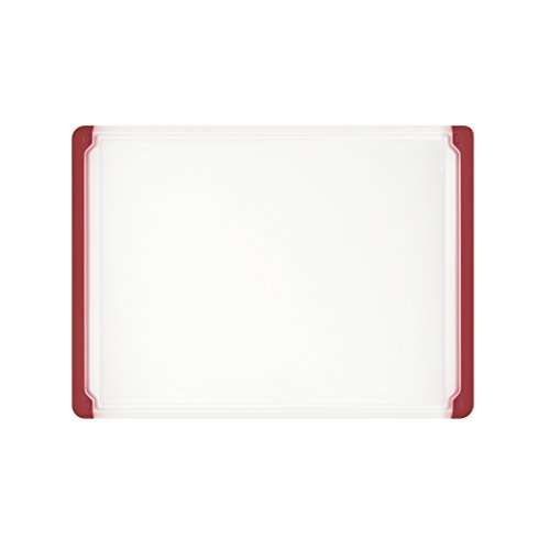 OXO Good Grips Utility Cutting Board Red 10.5 X 15