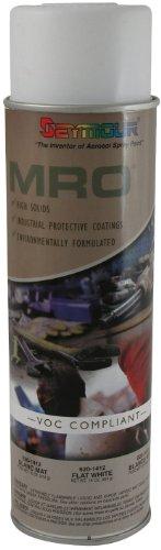 Seymour 620-1412 Industrial MRO High Solids Spray Paint, Flat White - Dept Marine