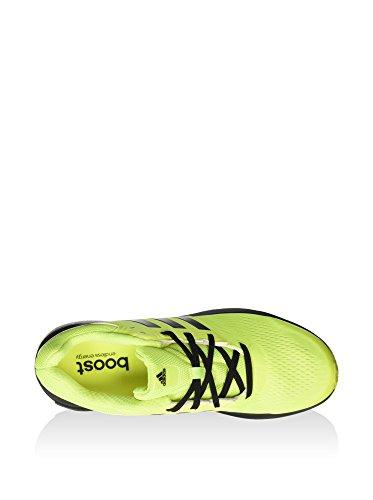 adidas Revenge Boost 2 M - Zapatillas de running para hombre Amarillo / Negro / Gris