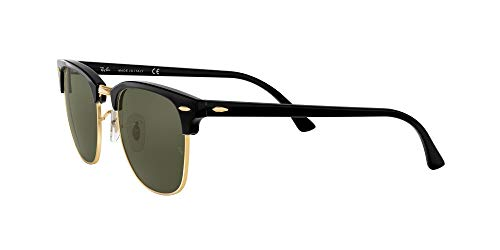 Ray-Ban Rb3016 Clubmaster Square Sunglasses 3