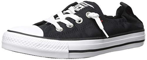 Converse Women's Chuck Taylor Shoreline All of The Stars Sneaker, White/Black, 9 M US (Converse Woman Taylor)