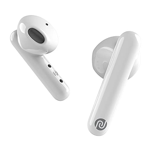 Noise Air Buds Truly Wireless Earbuds with Mic for Crystal Clear Calls, HD Sound, Smart Touch and 20 Hour Playtime – ICY…