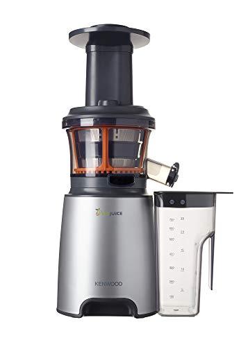 Kenwood JMP601SI PureJuice Estrattore di Succo a Freddo, Centrifuga Slow Juicer con Accessorio Sorbetto, 150 W, 1.3… 2