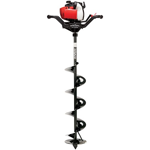 Strikemaster Lazer Lite Power Ice Auger, 6""
