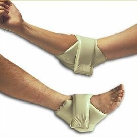 Action Polymer Heel and Elbow Pads 1/4 - Action Pads Elbow