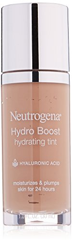 Neutrogena Hydro Boost Hydrating Tint, Natural Beige, 1 Fluid Ounce (Pack of 36)