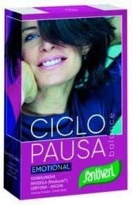 Ciclopausa Emotional Balance Santiveri 40 comprimidos