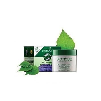 Biotique Bio Aceite de Clorofila Anti-acne Gel & Post ...