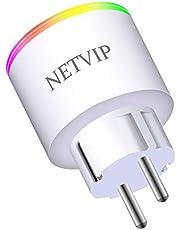 NETVIP WLAN Smart Steckdose