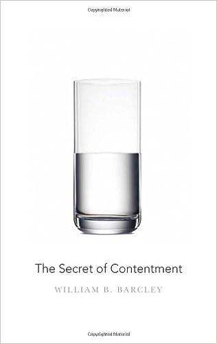The Secret of Contentment