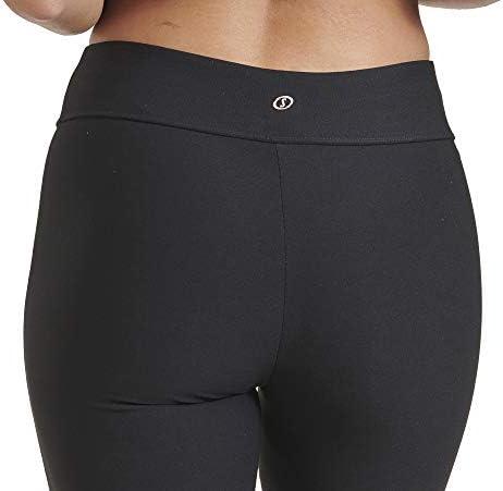Spalding Bootleg - Pantalón de Yoga para Mujer 4