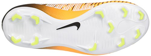 VI Mercurial Orange Mixte FG vert de NIKE white Enfant Laser Football Victory Chaussures Orange Black Volt dwSRnxqE