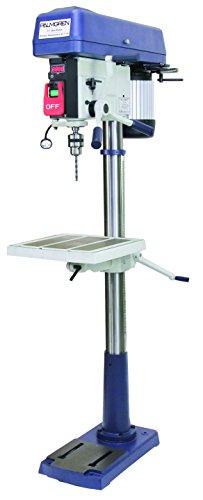 Palmgren 9680178 Heavy Duty 16-Speed Floor Step Pulley Drill Press, 17