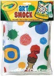 Bulk Buy: Crayola Art Smock 69-0141 (3-Pack)