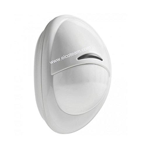 DSC pg8904 Sensor de movimiento infrarrojo PIR con PET Immunity y tecnología inalámbrico powerg: Amazon.es: Bricolaje y herramientas