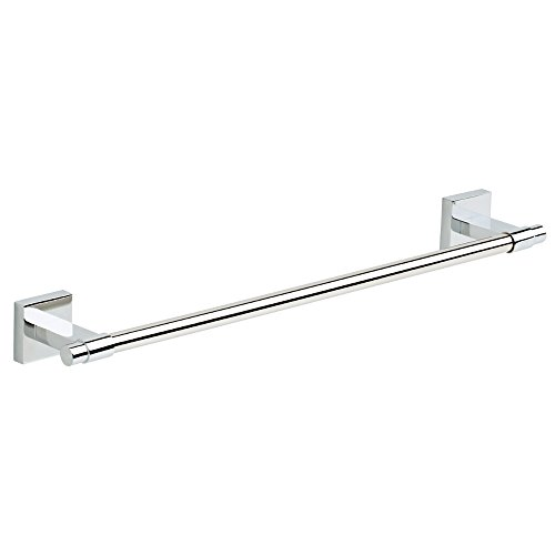 Franklin Brass MAX18-PC Maxted 18 inch Towel Bar Rack, Polished Chrome