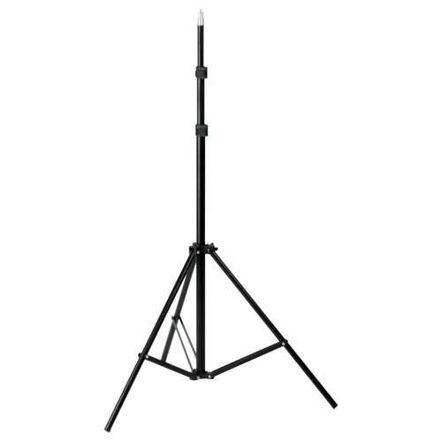 "Fotodiox Compact Light Stand, 6'5"" Stand with Spring Cushion"