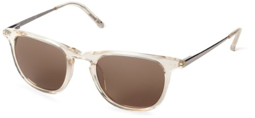 Kenneth Cole New York KC7094W4827E Round Sunglasses,Crystal,48 mm