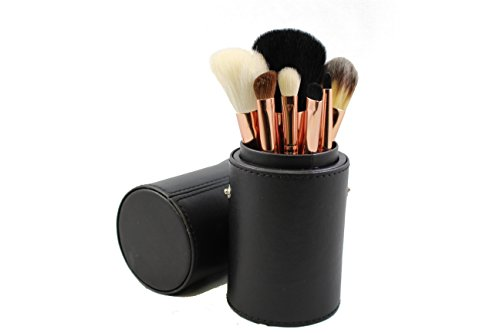 Morphe 7 Piece Rose Gold Brush Set - Set - Nose For Best Flat Shades