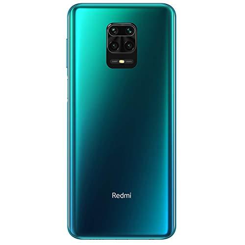 Redmi Note 9 Pro Max (Aurora Blue, 6GB RAM, 64GB Storage)- 64MP Quad Camera & Alexa Hands-Free Capable Discounts Junction