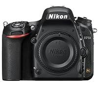 NIKON D750 FX-Series Digital Body 24.3MP SLR Camera Body only (Black)