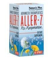 Advanced Therapeutics, Aller-7, Rx Respiration, 60 Veggie...